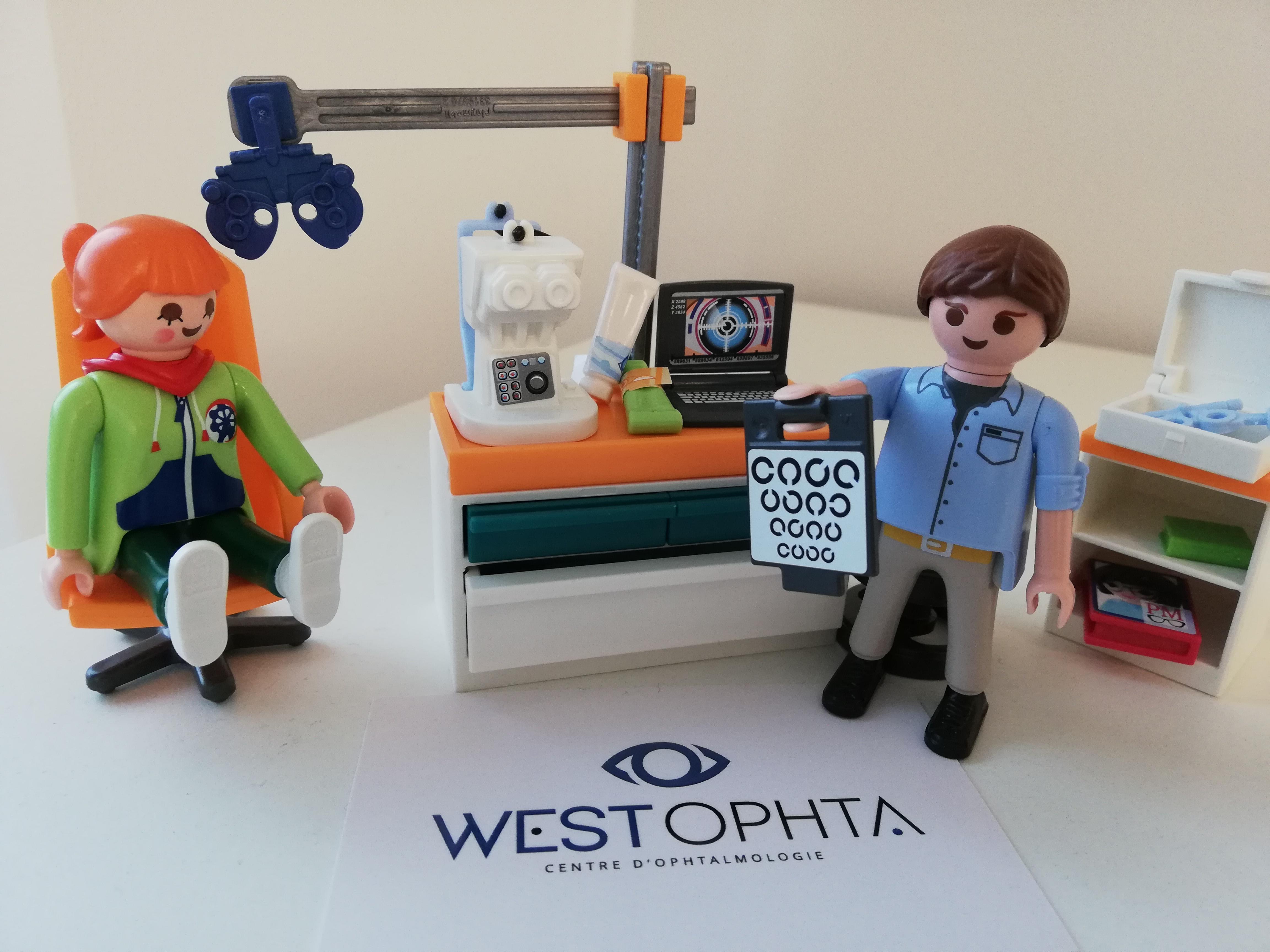 Westophta : Un centre d'ophtalmo à Rennes pour toute la famille !